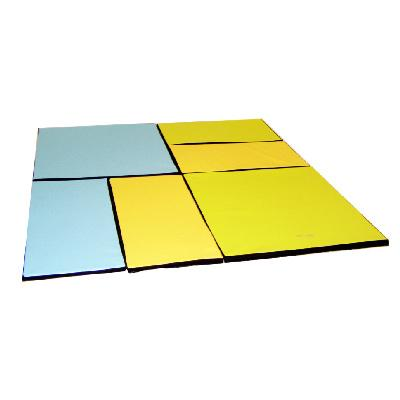 Lot de 6 tapis pour surface modulable Sarneige