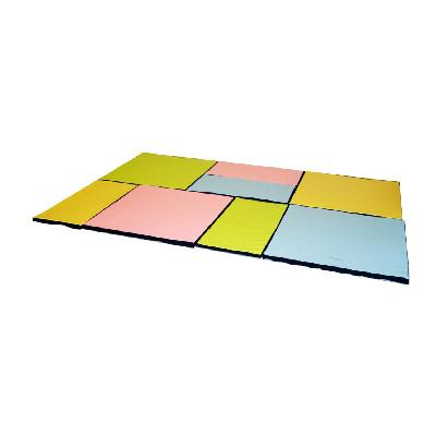 Lot de 8 tapis pour surface modulable Sarneige
