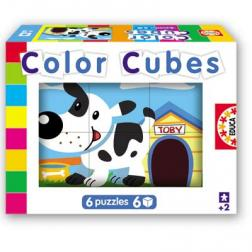 Color cubes la ferme