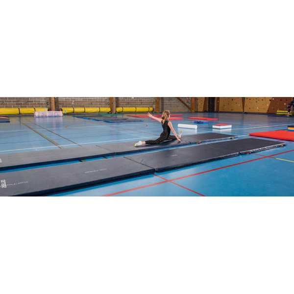 Chemin de gymnastique associatif