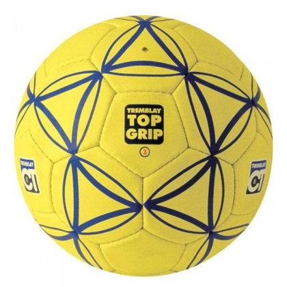 Ballon d'entraînement hand top grip
