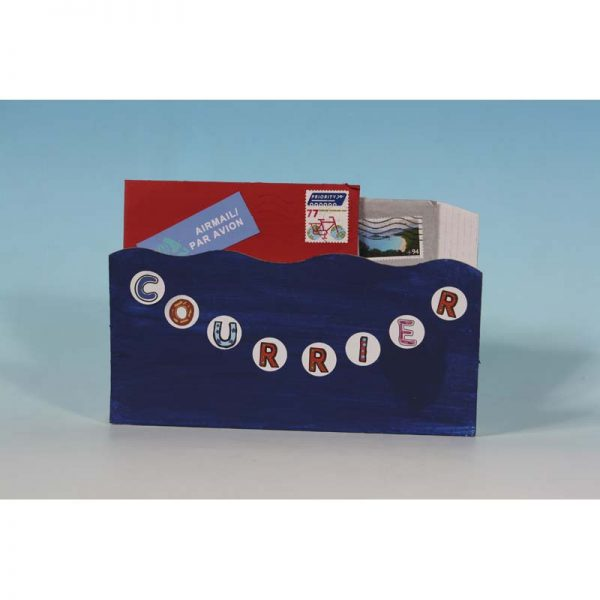 Lot de 10 portes courrier