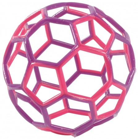 Balle hexagonale prise facile