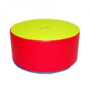 Pouf table maternelle assise 25 cm