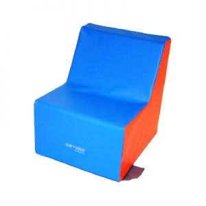 Grand fauteuil 1 place assise 32 cm