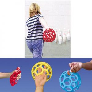 Lot de 6 balles grab balls