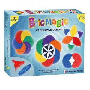 Bric Magic kit de construction 144 pièces