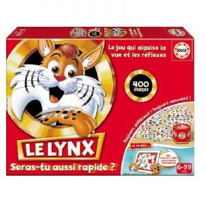 Le lynx 400 images avec application