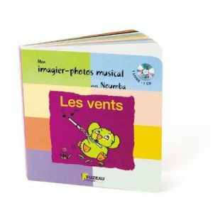 Mon imagier-photos musical les vents