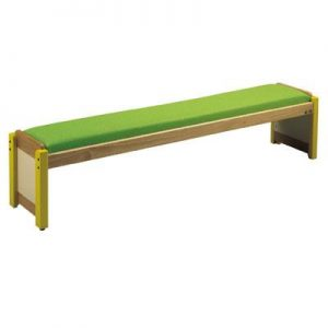 Banc d'accueil simple 147 cm