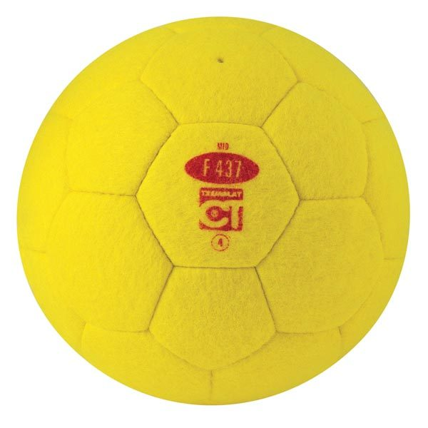 Ballon de football en salle