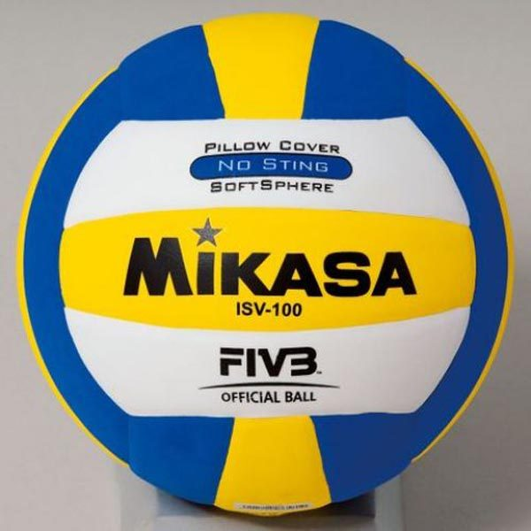 Ballon volley-ball Mikasa ISV100