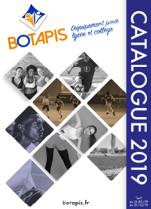 Catalogue Botapis Sport 2019
